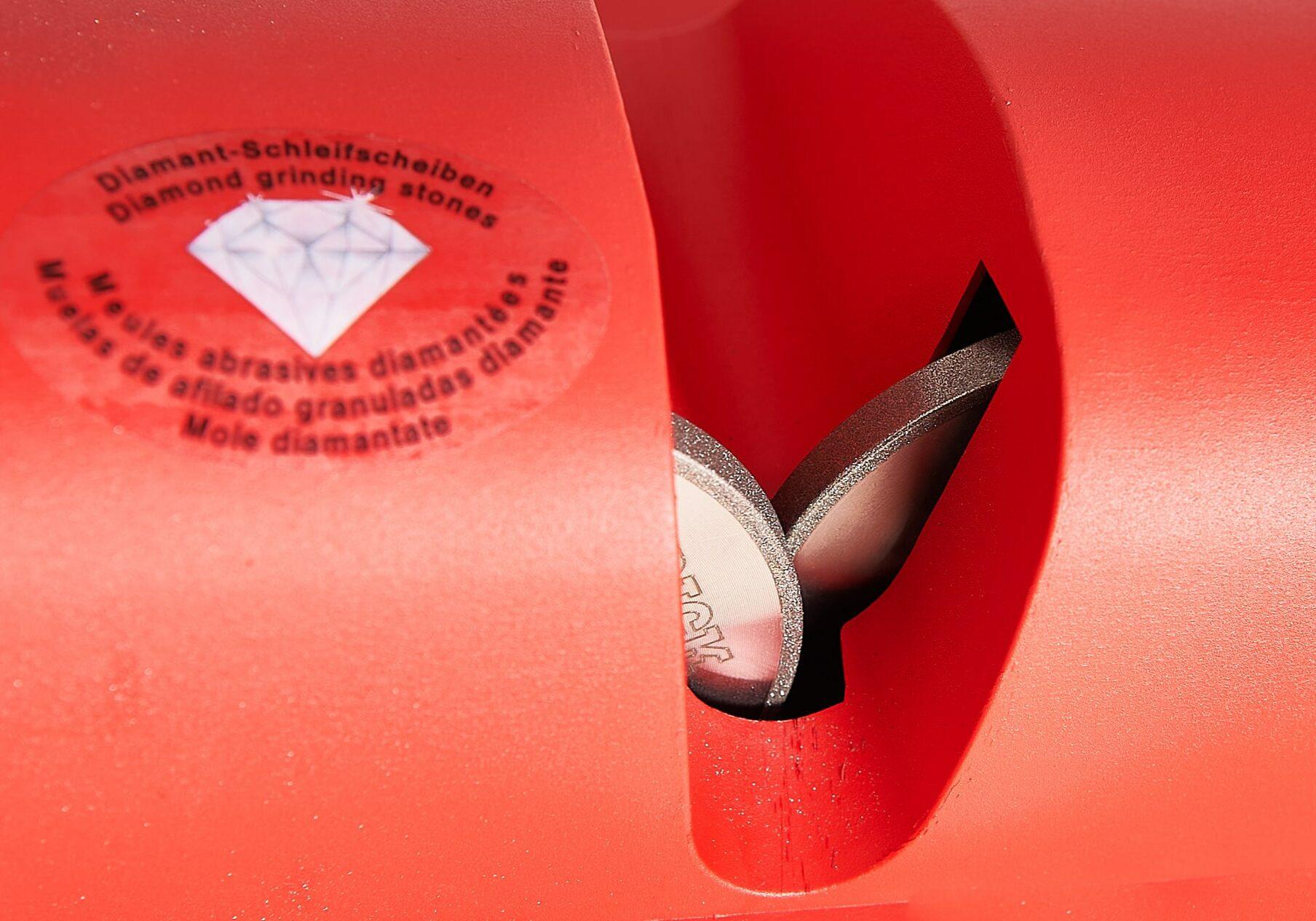 Cosmo Bar Messerschleif Service - Diamant Schleifscheiben