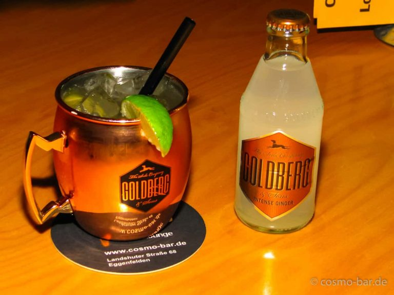 Moscow Mule im Cosmo!